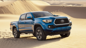 2019 Toyota Tacoma Release Date, Redesign, Changes