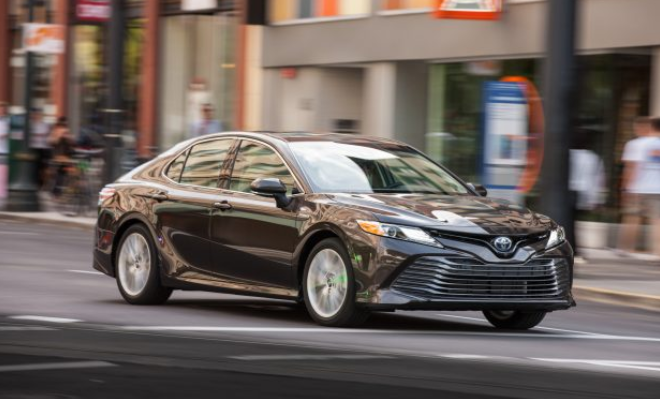 2021 Toyota Camry Concept, Design, Specs And Features