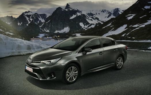 2020 Toyota Avensis Rumors, Design, Price, Interior