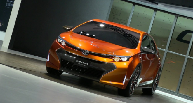 2021 Toyota Corolla Concept, Specs, New Features, Price