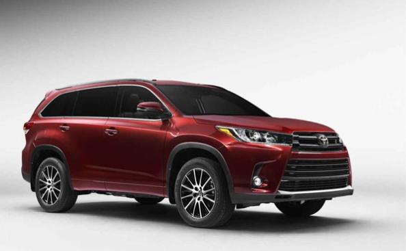 2018 Toyota Kluger Limited Platinum, Specs, Price, Release date