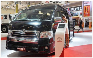 2020 Toyota Hiace Van Redesign, Release date and Price