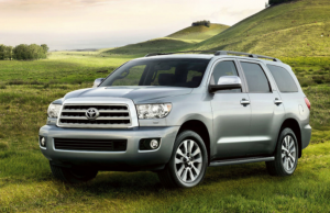 2019 Toyota Sequoia Release date, Concept, Redesign, Price