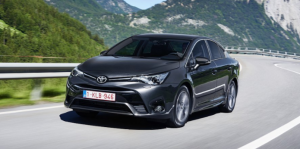 2021 Toyota Avensis Review, Concept, Specs And Price