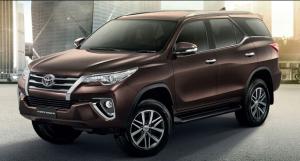 2020 Toyota Fortuner Release date, Interior, Price, Drivetrain