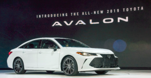 2019 Toyota Avalon Release date, Redesign, Hybrid