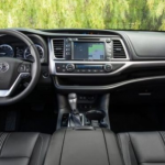 2019 Toyota Highlander Concept, Release date, Redesign