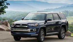 2019 Toyota 4Runner Redesign, Concept, Release date