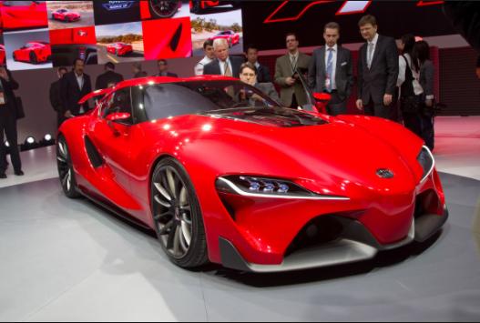 2019 Toyota FT-1 Specs, Interior and Price