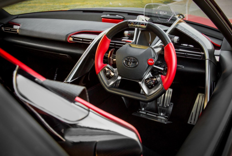 2019 Toyota FT-1 Specs, Interior and Price