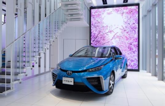 2019 Toyota Mirai Release date, Redesign, Specs, Engine