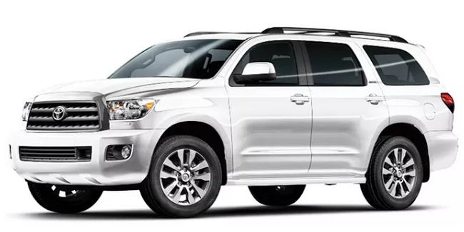 2019 toyota sequoia release date  concept  redesign  price