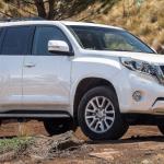 2019 Toyota Prado Redesign, Release date, Price, Interior
