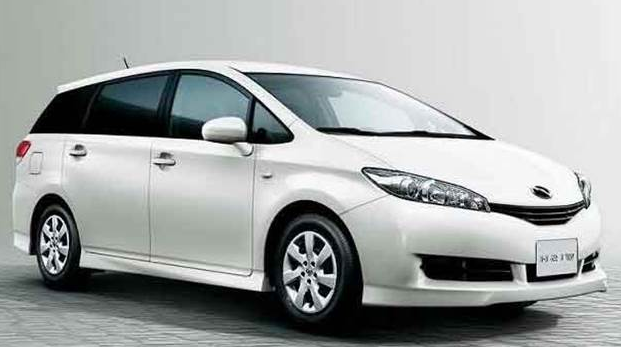 2019 Toyota Wish Redesign, Release Date, Price