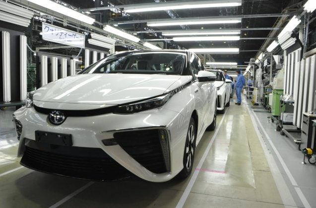 2019 Toyota Mirai Price, Release date, Specs, Changes