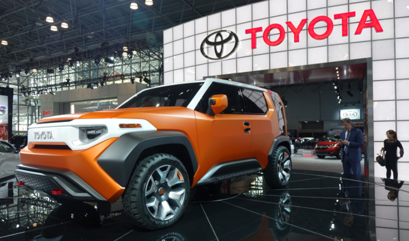 2019 Toyota FJ Cruiser FT-4X Concept, Interior, Design