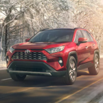 2019 Toyota RAV4 Styling, Well Equipped, OFF-Road Capability