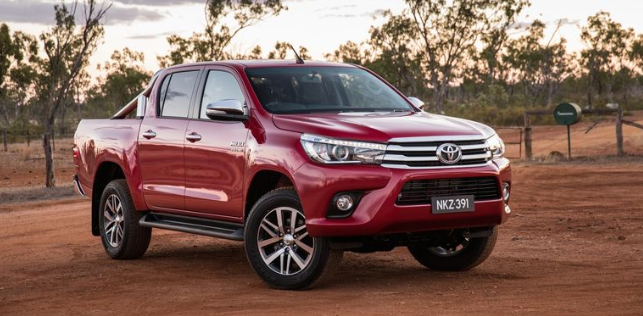 2020 Toyota Hilux Redesign, Release Date, Price. Engine
