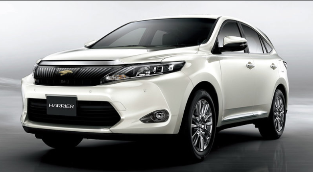 2021 Toyota Harrier Rumors, Release Date, Redesign, Price