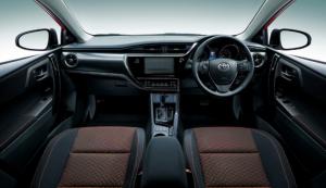 2019 Toyota Corolla Axio