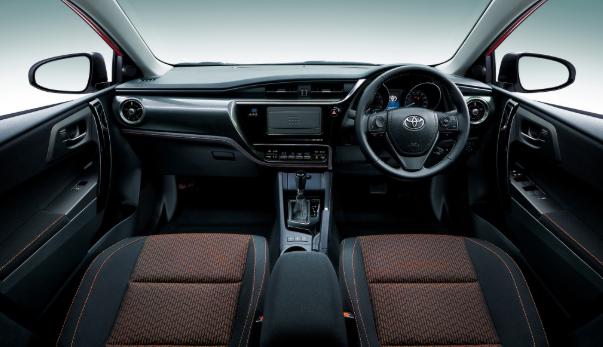 2019 Toyota Corolla Axio Hybrid, Release Date, Redesign, Price
