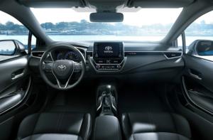 2019 Toyota Matrix