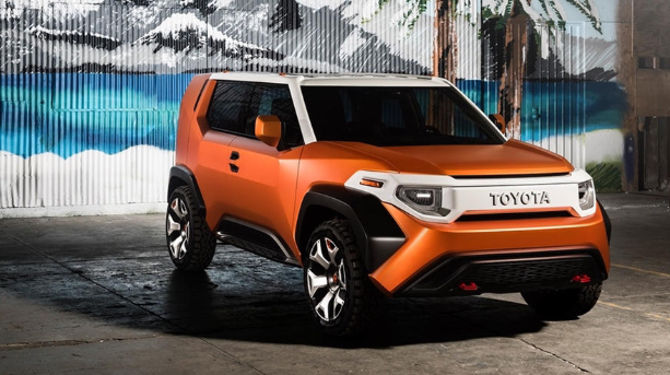 2020 Toyota FJ Cruiser FT-4X Redesign, Release Date, Concept, Price