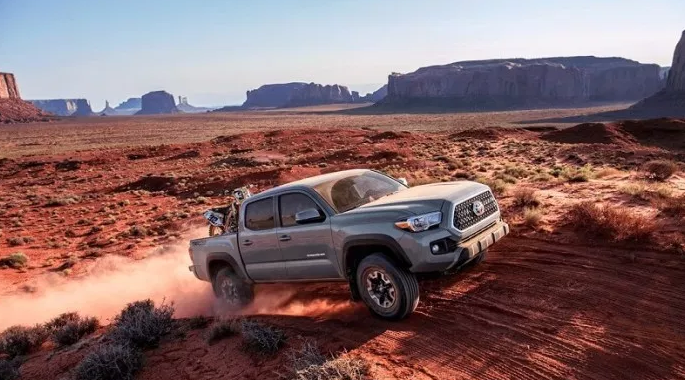 2019 Toyota Tacoma Diesel USA, Release date, Drivetrain