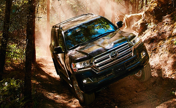2019 Toyota Land Cruiser Prado Price, Review, Release Date, Interior