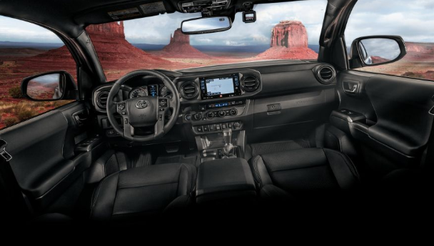 2019 Toyota Tacoma Changes