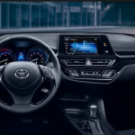 2019 Toyota C HR Interior