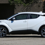 2019 Toyota C HR Redesign
