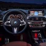 2020 BMW X3 M40i Interior