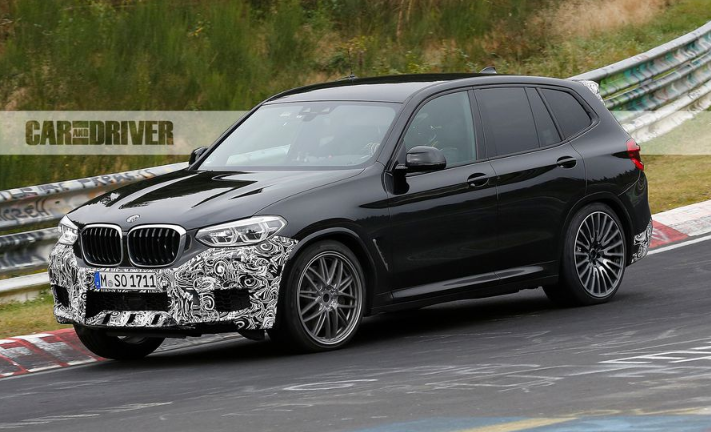 2020 BMW X3M Engine, Redesign, and Release Date