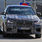 2020 BMW X6 Redesign, Spy Shots