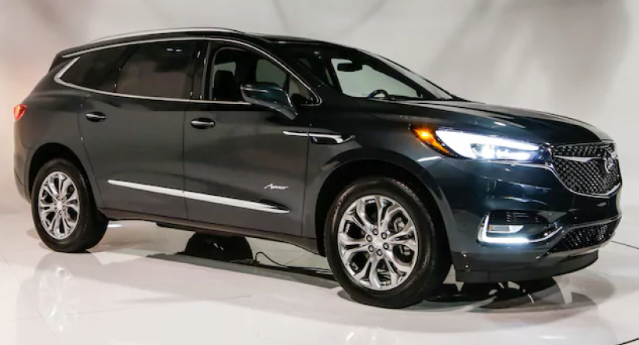 2020 Buick Enclave Avenir Redesign, Price, and Specs