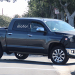 2021 Toyota Tundra Spy Photos, Concept