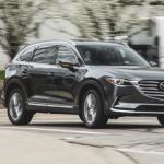 2020 Mazda CX 9 Redesign
