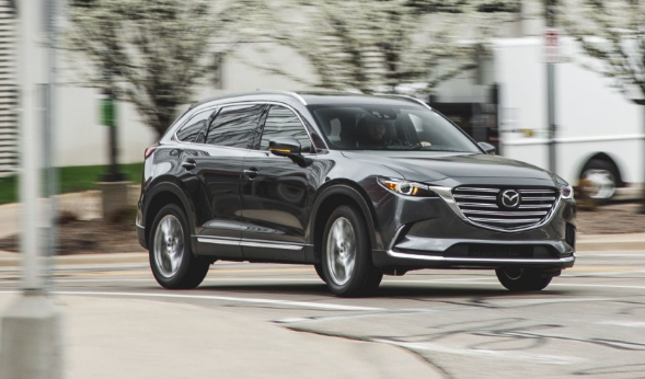 2020 Mazda CX-9 Redesign, Price, Specs, and Release date