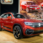 2020 Volkswagen Atlas Redesign
