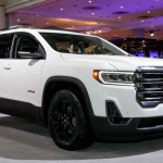 2020 GMC Acadia Redesign, Specs, Release date, and Interior