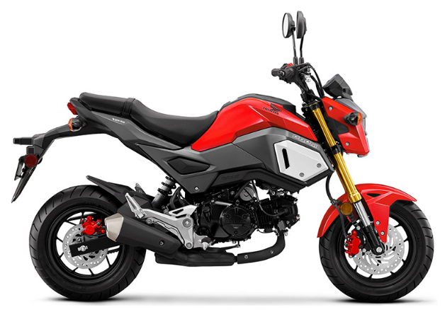 2020 honda grom redesign  release date  specs  and engines
