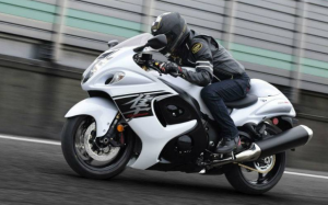 2020 Suzuki Hayabusa pictures