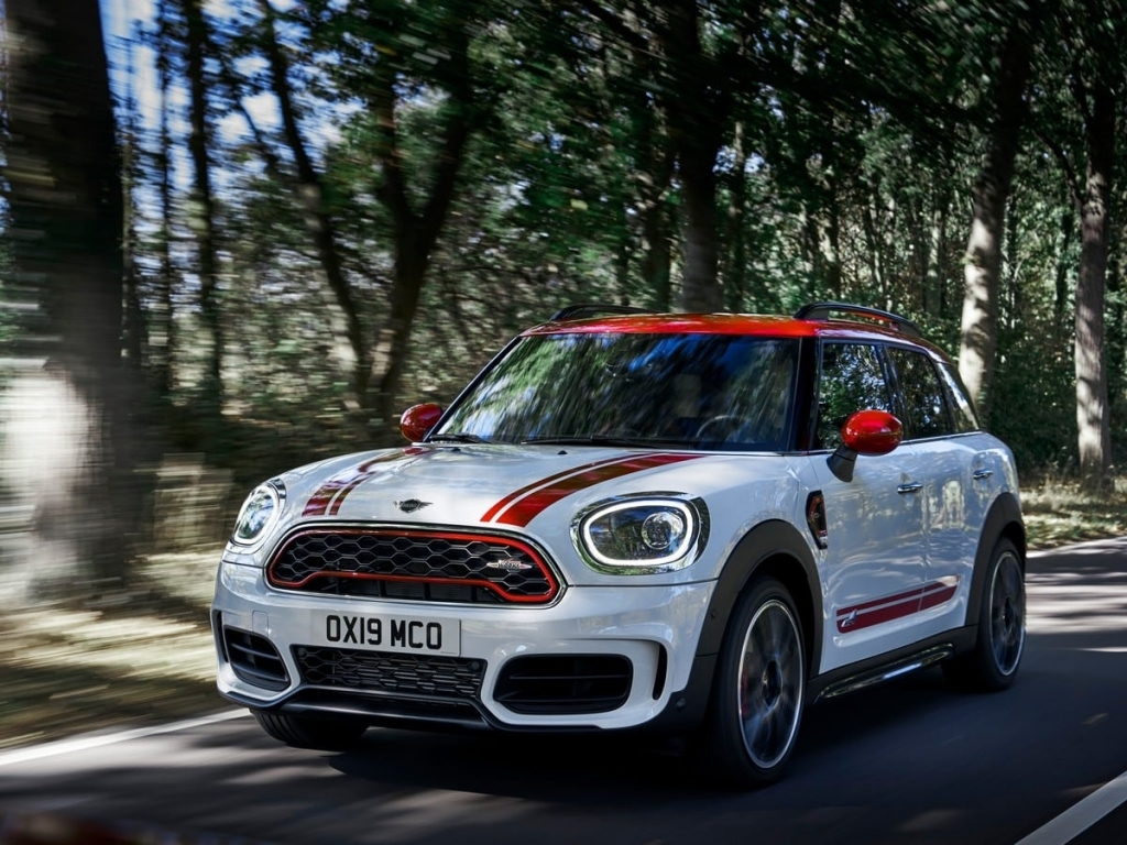 2020 Mini Countryma Drivetrain