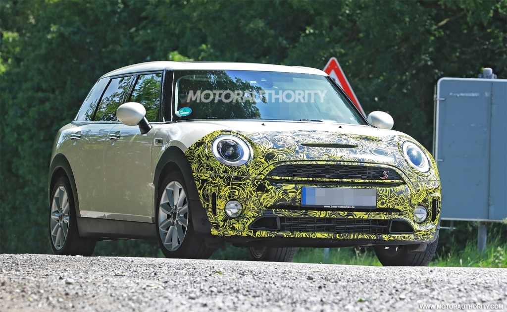 2020 Mini Countryma Powertrain