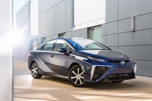 2020 Toyota Mirai Wallpapers