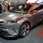 2021 Toyota CHR Engine