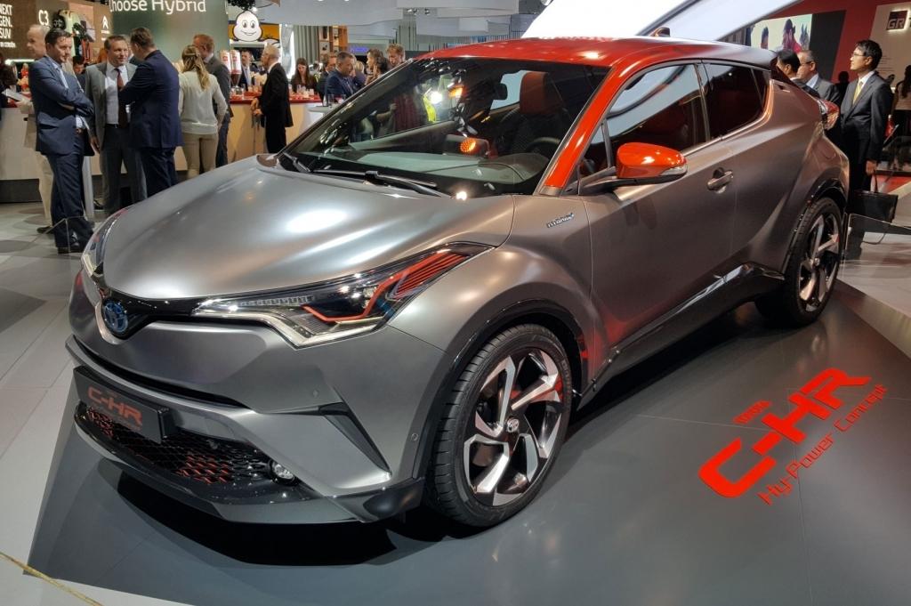2021 Toyota CHR Engine