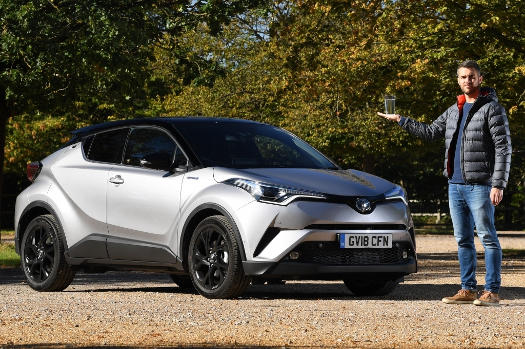 2021 Toyota CHR Images