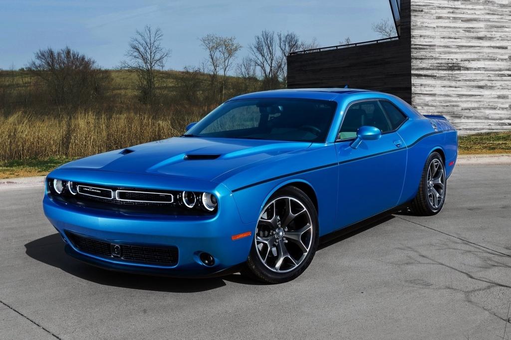 2021 Dodge Challenger Release Date